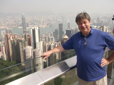Rod Hatt in  Asia